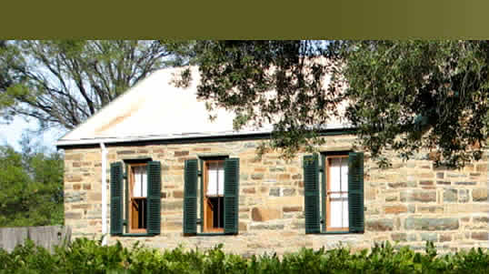 Graaff Reinet Farm Accommodation Activities - Stone Cottage