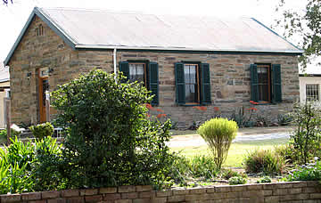 The Stone Cottage farm accommodation
